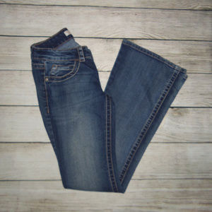 No Boundaries Flare Jeans 3R